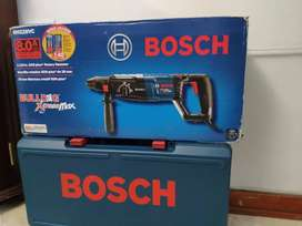 Taladro original Bosch 8p martillo rotatorio