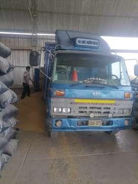 Vendo camión nissan cóndor año 92 motor 205 con turbo documentos al día