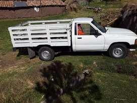 Vendo camioneta hilux gallinero