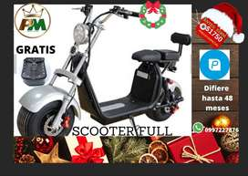 Scooter electrico moto full