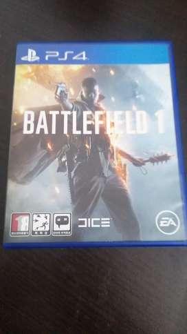 Battlefield 1 (En Físico) PS4