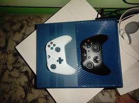 Xbox one azul