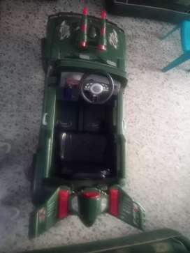 Se vende carro minguerra de bateria