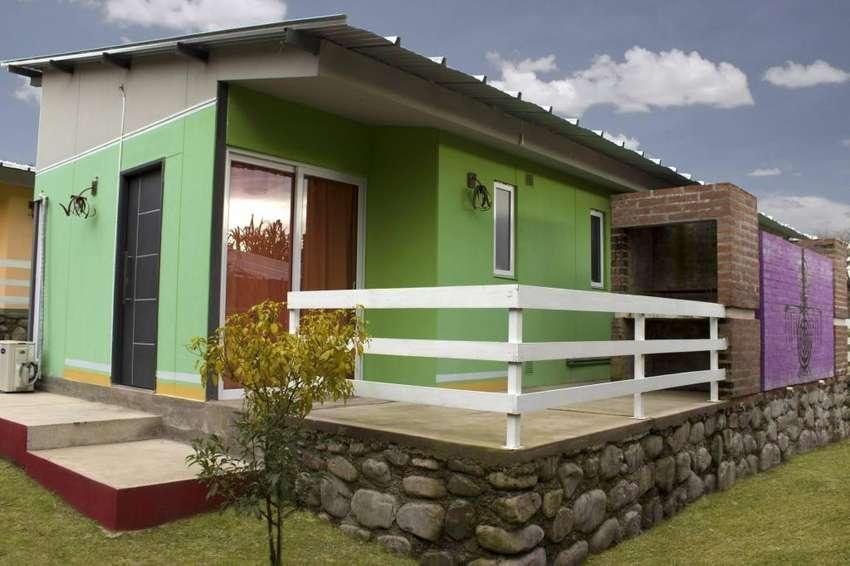sd41 - Cabaña para 2 a 4 personas con pileta y cochera en San Salvador De Jujuy 0
