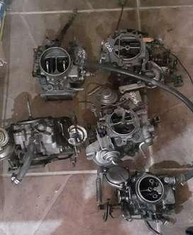 Carburadores de Mazda, Sprint...