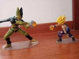 Figuras coleccionistas de dragon ball z