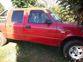 Vendo Ranger Roja