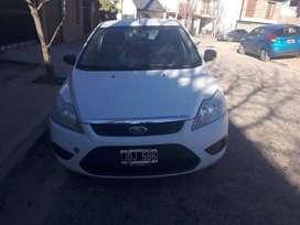 Vendo Ford Focus 1.6 NAFTA style 2012 titular con cierre centralizado