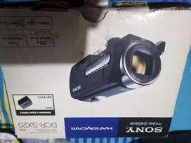Video camara sony habdycam DCR SX 20