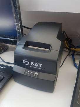 Impresora para Facturas Sat