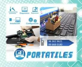 Servicio Técnico y Mantenimiento  Laptop/PC.
