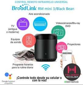Control Remoto Universal Broadlink voz y celular