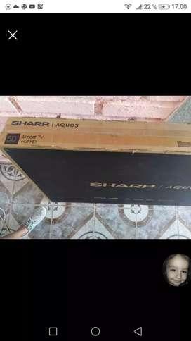 "Smart TV de 50"" Pulgadas Full HD Nuevo"