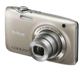Camara de fotos nikon coolpix
