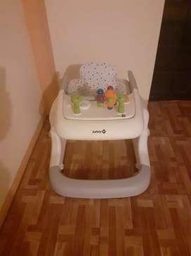 Andador saltarin musical para bebe