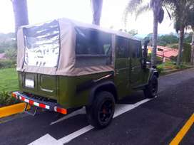 Toyota land cruiser Safari modificado