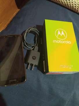 Vendo Moto G6 32 GB