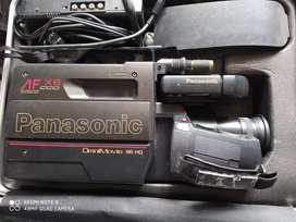 Camara de video antigua Panasonic omnimovie vhs hq x8