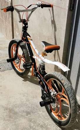 Bicicleta BMX FREESTYLE UTMOST Original