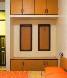 Habitaciones Amobladas C/baño Propio Para Estudiantes - Los Olivos