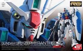 GUNDAM GP01 ZEPHYRANTHES RG 1/144
