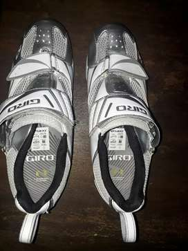 Zapatillas de ciclismo-Triatlon