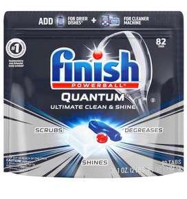 Finish detergente para lavaplatos Bosch Electrolux otros