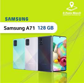 Samsung A71 128GB | 1 año de garantia | tienda fisica |