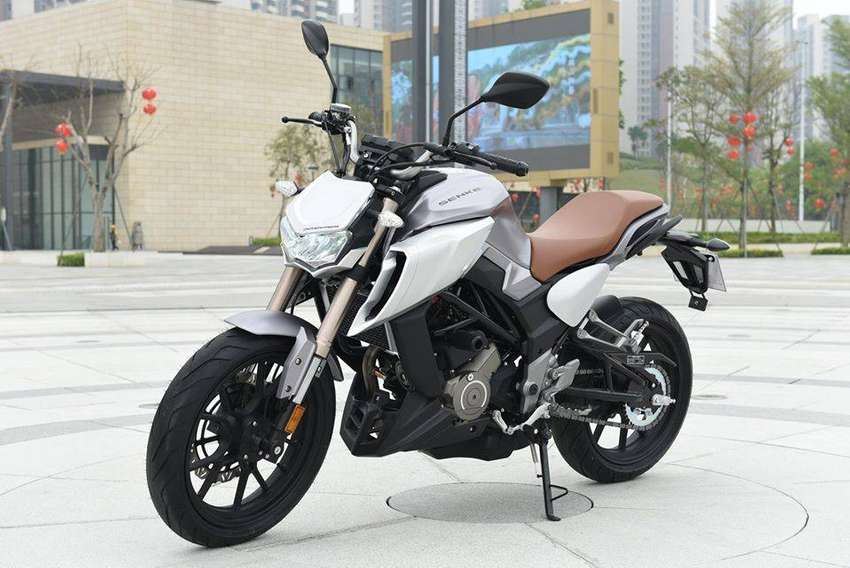 MOTO SENKE ALLIEN MONSTER 2020 0