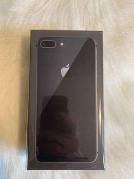 Iphone 8 plus!! Sellado