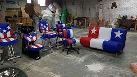 Muebles para Barberia Economica