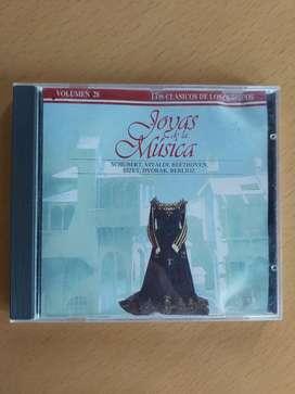 CD joyas de la música volumen 28 clasico