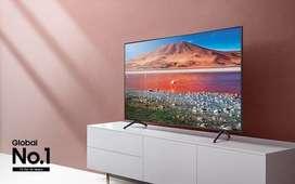 Samsung Televisor Smart TV LED 58'' / UN58TU7000PXPA / 4K UHD (LIQUIDACIÓN)