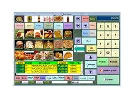 Programa Software Gestion Para Restaurante De Comidas Rapidas