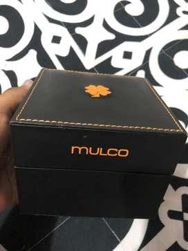 Vendo Mulco Mw5-1836-051 Reloj Analógico Cronógrafo Suizo