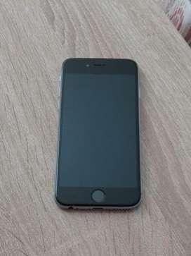 iPhone 6 de 64gb Gris Plata