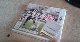Pes 2012 Juego 3DS