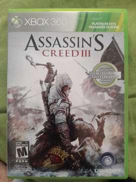 Assassin Creed 3 - XBOX 360