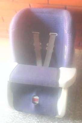 silla para auto reglamentaria