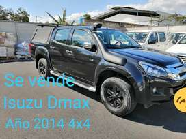 Isuzu Dmax 2014 manual 4x4