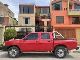 Nissan Frontier Uso particular Gasolinero Único dueño Impecable