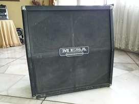 Cabinet Fender 4x12 100w Cab Amplificador Caja de Guitarra Electrica