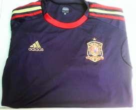 """Camiseta Selección Española Talle """"L"""""""