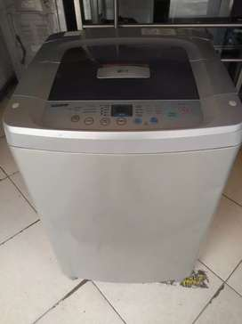 Lavadora digital LG turbodrum 26 libras usada en muy buen estado