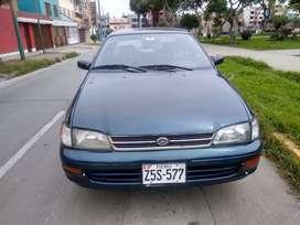 Toyota Corona año 1995 gasolina automática,  timon original,