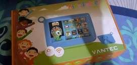 Tablet Vantec para niña