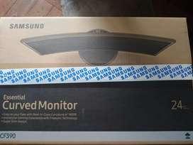 """Monitor Curvo 24"""" Samsung"""