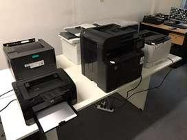Reparación de impresoras. Service