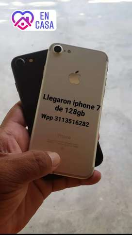 En venta iphone 7 de 128 GB