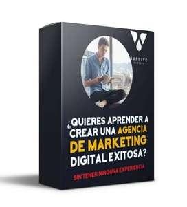 Aprende a crear una Agencia de marketing digital desde 0